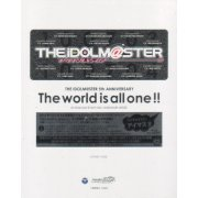 The Idolmaster 5th Anniversary The World Is All One! 100704 [2Blu-ray+DVD Limited Edition]