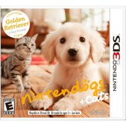 Nintendogs + Cats: Golden Retriever & New Friends