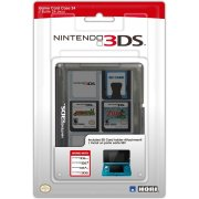 Nintendo 3DS Game Card Case 24 (Black)