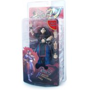 Street Fighter IV Survival Mode Colors Series 2 Pre-Painted Action Figure: Chun Li Alternate Costume Ver.