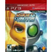 Ratchet &amp; Clank Future: A Crack in Time (Greatest Hits)