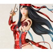 Marvel Bishoujo Collection 1/7 Scale Pre-Painted PVC Figure: Electra