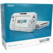 Nintendo Wii U Basic Set 8GB (White)