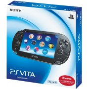 PSVita PlayStation Vita - 3G/Wi-Fi Model