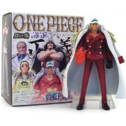 One Piece Super Modeling Soul Pre-Painted Trading Figure: Marines