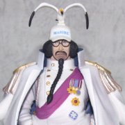 One Piece Piece High Spec Coloring Vol.6 Pre-Painted PVC Figure: Sengoku
