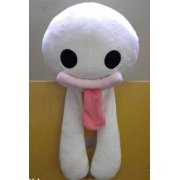 One Piece Plush Doll: Hollow Hollow Ghost Cushion