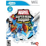Marvel Super Hero Squad: Comic Combat - uDraw