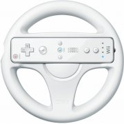 Wii Wheel (Without Packaging/Box)