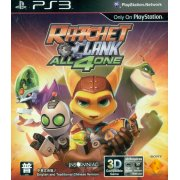 Ratchet &amp; Clank: All 4 One