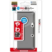 TPU Body Cover 3DS (clear black)