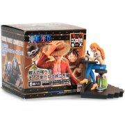 One Piece Logbox Embers War and New Journey Pre-Painted PVC Trading Figure