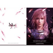 Final Fantasy XIII-2 Clear File: Lightning