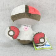 Pokemon Best Wishes - My Pokemon Collection Key Chain Plush Doll: morobareru