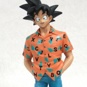 Dragon Ball SCultures Pre-painted PVC Figure: Son Goku