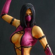 Mortal Kombat 10&quot; Pre-Painted Polystone Statue: Mileena