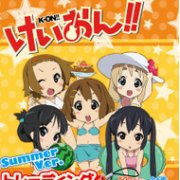 K-ON! Trading Rubber Strap Collection: Summer Ver.