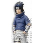Naruto Piece High Spec Coloring Vol.5 Pre-Painted PVC Figure: Sasuke