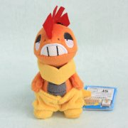 Pokemon Best Wishes - My Pokemon Collection Key Chain Plush Doll Vol. 10: Zuruzukin