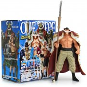 One Piece Super Modeling Soul Pre-Painted Trading Figure: White Beard Pirates