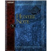 Monster Hunter 3G Tri G Hunter Note