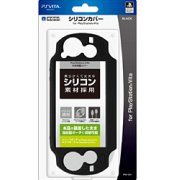 Silicon Cover for PlayStation Vita (Black)