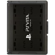 Card Case 12 for PlayStation Vita (Black)