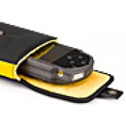 mKeeper Game Console Case (Black &amp; Yellow)