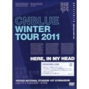 Winter Tour 2011 - Here In My Head - Kokuritsu Yoyogi Kyogijo Daiichi Taiikukan / Yoyogi National Gymnasium