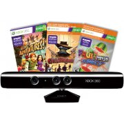 Kinect (incl. Kinect Adventures with Gunstringer and Fruit Ninja Kinect Download)