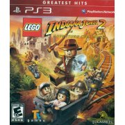LEGO Indiana Jones 2: The Adventure Continues (Greatest Hits)