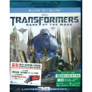 Transformers: Dark of the Moon [2D+3D+2D Bonus Disc]