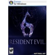 Resident Evil 6 (DVD-ROM)