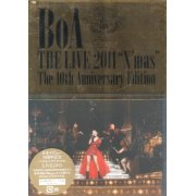 BoA The Live 2011 X'mas The 10th Anniversary Edition