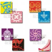 One Piece Ichiban Kuji Mini Towel Set (2 Towels)