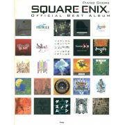 Piano Score Square Enix Official Best Album