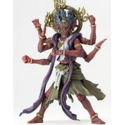 SCI-FI Revoltech Takeya Series No.003 Pre-Painted PVC Figure: Ashura