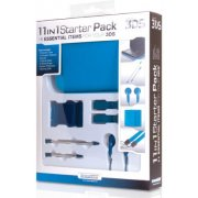 DreamGear 11-In-1 Starter Pack (Blue)