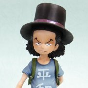 One Piece The Grandline Children  Vol. 3 Pre-Painted PVC Figure: Rob Rucci