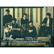 FTIsland Mini Album Vol. 4 - GROWN-UP [CD+DVD]