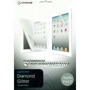 Sparko ARIS Professional Screenguard for Apple iPad 2 (Diamond Glitter Crystal Clear)