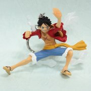 One Piece Pre-Painted PVC Key Chain New World Merpeople Island Chapter: Type A