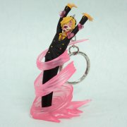 One Piece Pre-Painted PVC Key Chain New World Merpeople Island Chapter: Type C