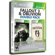 Fallout 3 & Oblivion Double Pack (Platinum Hits)