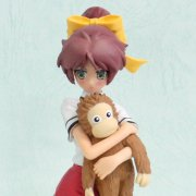 Baka to Test to Shokanju non Scale Pre-Painted PVC Figure: Minami Shimada