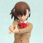 To Aru Majutsu no Index II Non Scale Pre-Painted PVC Figure Vol.2 : Misaka Mikoto Winter Style Ver.