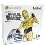 Xbox 360 Slim Console (320GB) Kinect Star Wars Limited Edition