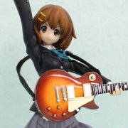 K-On! Non Scale Pre-Painted SQ PVC Figure: Yui Hirasawa