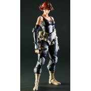 Metal Gear Solid Play Arts Kai Meryl Silverburgh