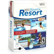 Wii Sports Resort (with Wii MotionPlus) Refurbished Product